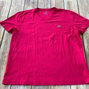 Lacoste tee shirt